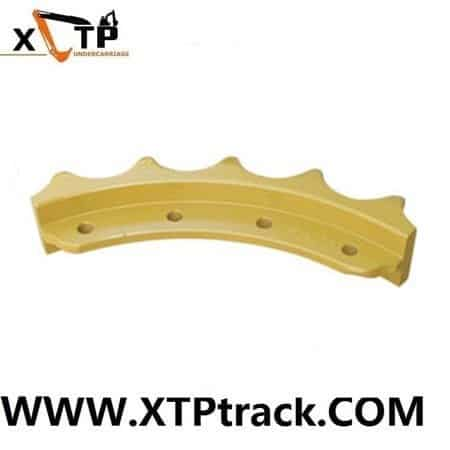 D6C Segment caterpillar bulldozer undercarriage parts replacement