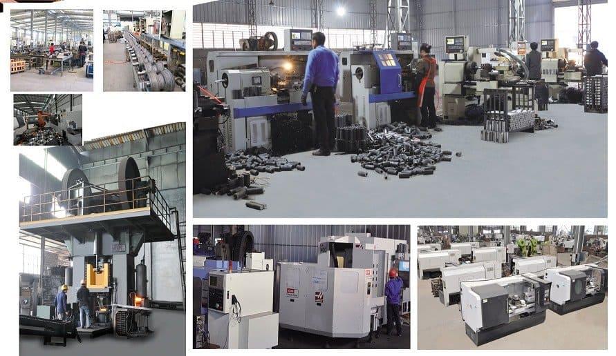 XTPtrack manufacturer of excavator undercarriage and dozer undercarriage parts OEM