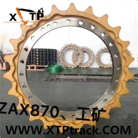 Buy replacement drive sprockets for Takeuchi TL140 TL150 Gehl CTL80