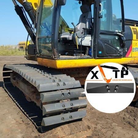 Komatsu caterpillar excavator bulldozer undercarriage parts