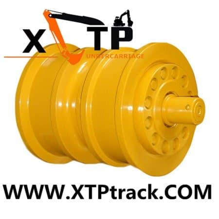 Bottom Rollers DF D8R D8N D8T 7T9193 dozer undercarriage